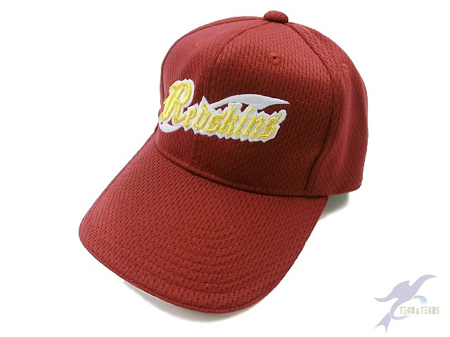 Redskins 様(キャップ)