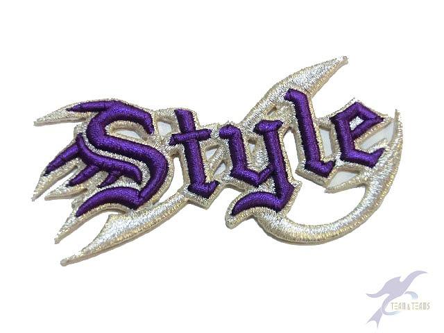 STYLE 様(オリジナルワッペン)