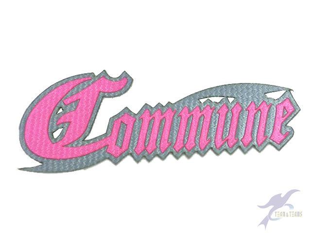 COMMUNE 様(ヘルメットマーク)