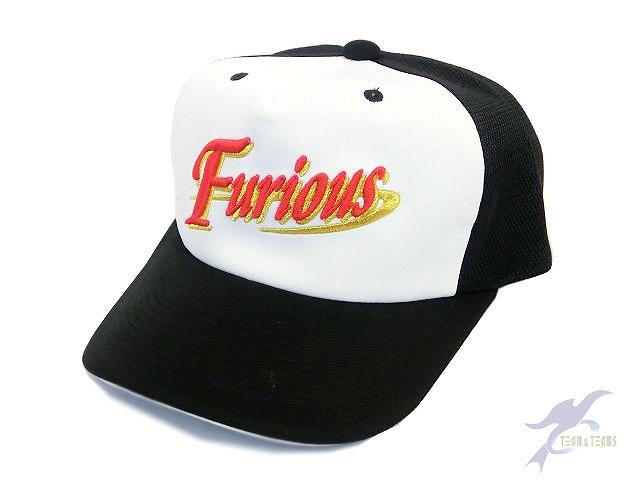 Furious 様(キャップ)