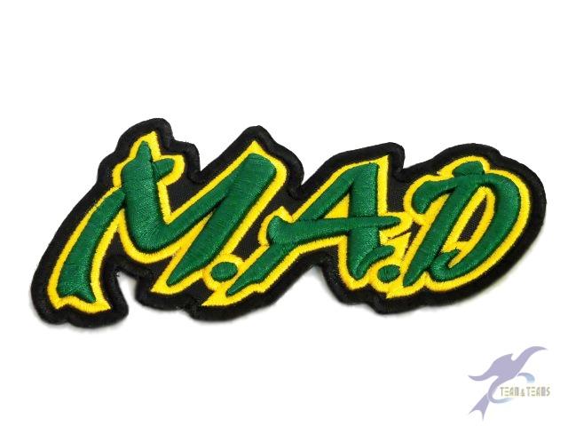 M.A.D club 様(ヘルメットマーク)