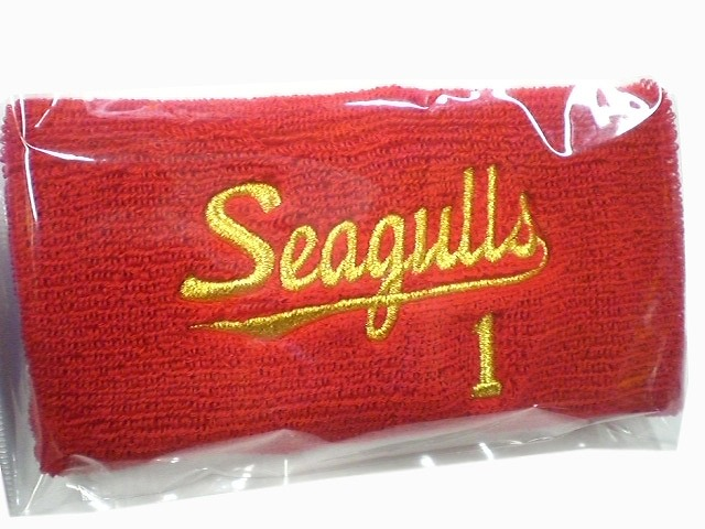 Seagulls 様(オリジナルリストバンド)