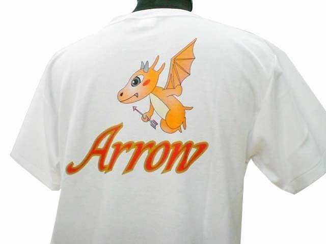 Dragon Arrow様(昇華Tシャツ)