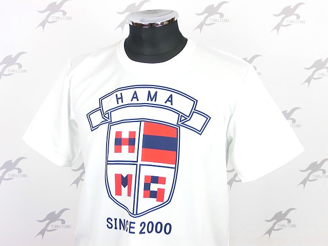 HMG(浜組SBC) 様(ソフトボールチーム昇華Tシャツ)