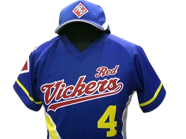 Red Vickers 様
