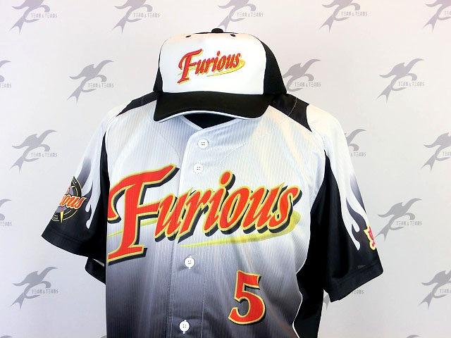 Furious 様【3D昇華】