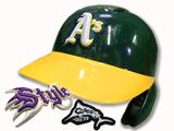 オーダーヘルメット(野球・ソフトボール)
